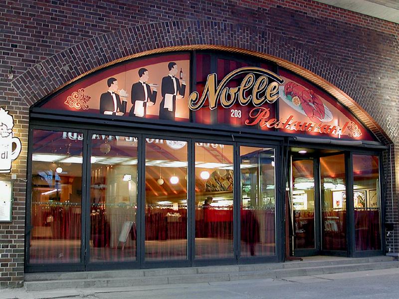 Restaurant Nolle Exterior View