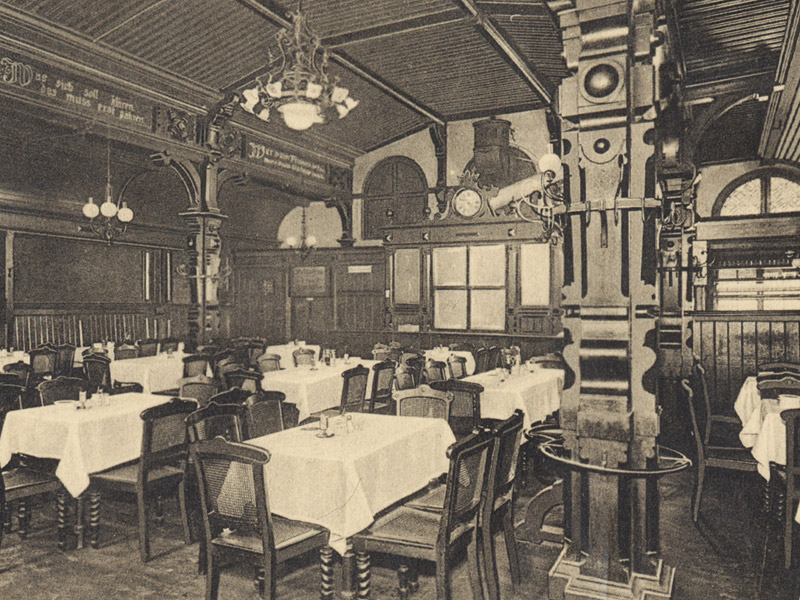 Restaurant Nolle History