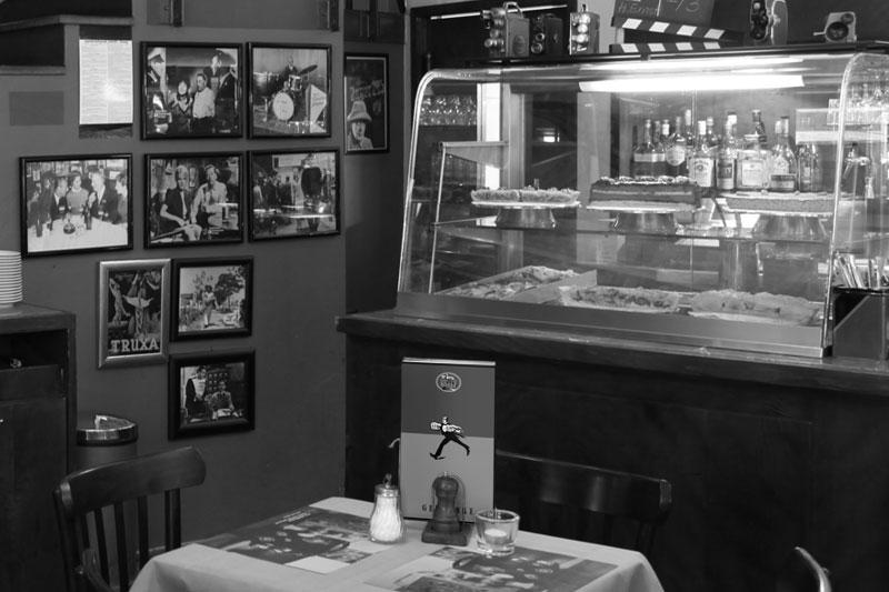 Cafe Bistro Friedrichstrasse